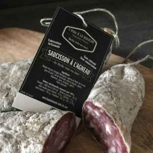 Saucisson à l'agneau de Belle-Ile